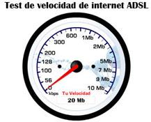 Test De Conexion ADSL